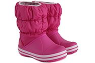 Crocs Winter Puff Boot Kids 14613