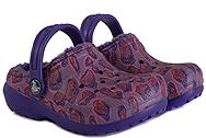 Crocs Classic Lined Graphic Clog 203508