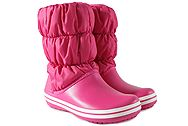 Crocs Winter Puff Boot Women 14614