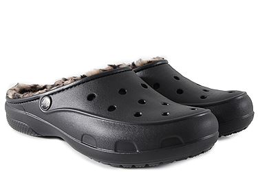Crocs Freesail Leopard Lined 202318
