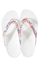 Crocs Kadee II Graphic Flip 204231