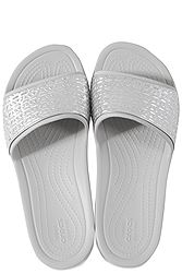 Crocs Sloane Graphic Etched Slide 205130