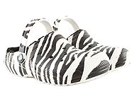 Crocs Classic Lined Animal Print Clg 206559
