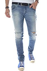 Brokers Skinny Fit 17017-303-3124