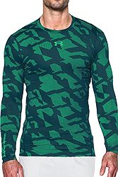 Under Armour ColdGear Armour Jacquard Compression Crew 1285091