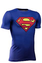 Under Armour Alter Ego DC Comics Fitted Baselayer 1287377