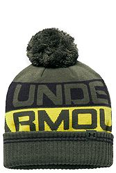 Under Armour Retro Pom Beanie 2.0 1300078