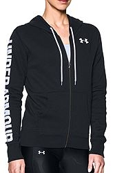 Under Armour Favorite Fleece Full Zip 1302361