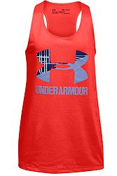 Under Armour Big Logo Slash Tank 1301883