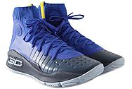 Under Armour GS Curry 4 Mid 1295995