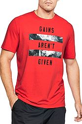 Under Armour Gains Aren't Given 1305662
