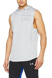 Under Armour MK1 Terry Sleeveless Hoodie 1306446