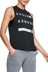 Under Armour Linear Wordmark Muscle 1310482