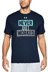 Under Armour Never Out Worked 1310964