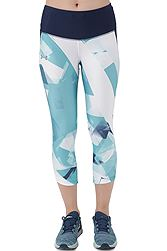 Under Armour Armour Fly Fast Printed Capri 1320321