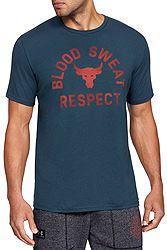 Under Armour Project Rock Blood Sweat Respect 1326387