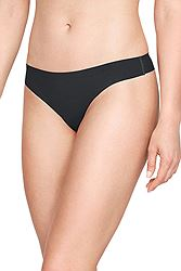 Under Armour Pure Stretch Thong 3-Pack 1325615