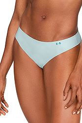 Under Armour Pure Stretch Thong Underwear Printed (3 Τεμάχια) 1325617