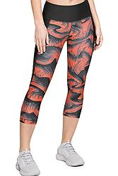 Under Armour HeatGear® Armour Capri Print 1328992