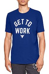 Under Armour Project Rock Get To Work 1345574