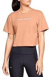 Under Armour Be Seen Graphic Crop 1341562
