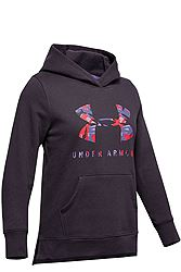 Under Armour Rival Print Fill Logo Hoodie 1343622