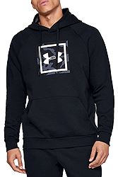 Under Armour Rival Fleece Printed Hoodie 1345636