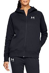 Under Armour Rival Fleece Sportstyle Graphic Full Zip 1348559
