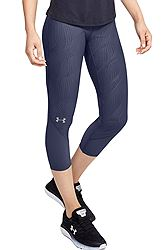 Under Armour Fly Fast Jacquard Crop 1350079