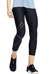 Under Armour HeatGear® Armour Shine Graphic Ankle Crop 1355594