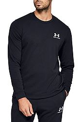 Under Armour Sportstyle Terry Logo Crew 1355629
