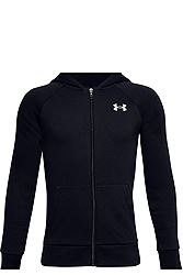 Under Armour Rival Cotton Full Zip Hoodie 1357613