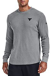 Under Armour Project Rock Waffle Crew 1358757