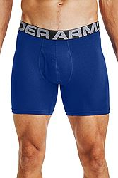 Under Armour Charged Cotton 6in (3 τεμάχια) 1363617