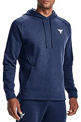Under Armour Project Rock Charged Cotton® Fleece Hoodie 1367033