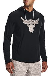 Under Armour Project Rock Terry Hoodie 1367107