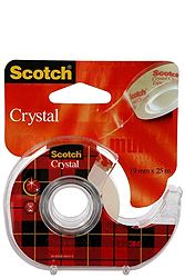 Scotch Crystal 19x25mm Με Βάση -20% 5902658075520