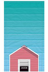 Bubel The House (96 x 172 cm) S17T000004