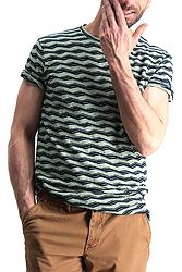 Garcia Jeans Distorted Lines M81010