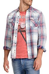 Garcia Jeans Checked S81030