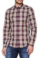 Garcia Jeans Red Checkered U81025