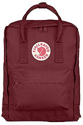 Fjallraven Kanken Ox Red 23510-326