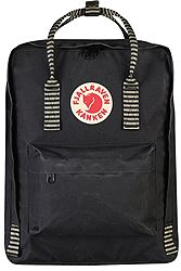 Fjallraven Kanken Black Striped 23510-550-901
