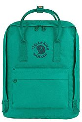 Fjallraven Re-Kanken Emerald 23548-644