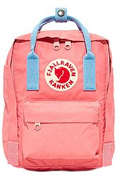 Fjallraven Kanken Mini Pink-Air Blue 23561-312-508