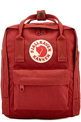 Fjallraven Kanken Mini Deep Red 23561-325