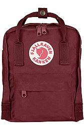 Fjallraven Kanken Mini Ox Red 23561-326