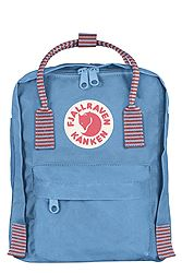 Fjallraven Kanken Mini Blue Striped 23561-508-911