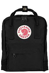 Fjallraven Kanken Mini Black 23561-550