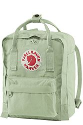 Fjallraven Kanken Mini Mint Green 23561-600